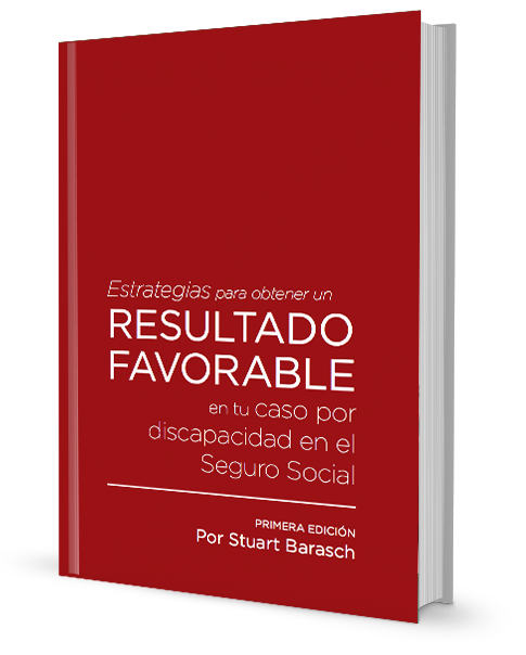 Libro Electrónico Gratuito: Estrategias Para Obtener un Resultado Favorable en Tu Caso por Discapacidad en el Seguro Social